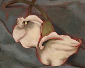 En Media Res- Original Oil Painting