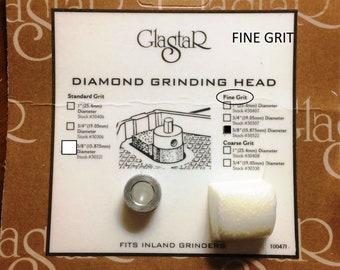 Glastar G5 Grinder Bit – FINE GRIT - 5/8 inch Will only fit the G5 Grinder the Starlette