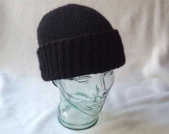 6031d6ecec4 Longshoreman style wool beanie