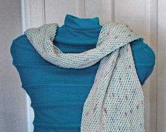 Summer Breeze - Handwoven  Fashion Scarf