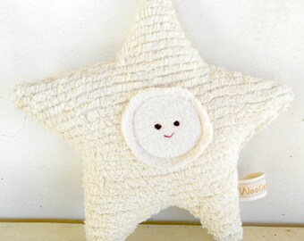 Star Toy, A Star is Born Twinkle Waldorf Toy Eco Kids Baby Shower Gift Child Plush
