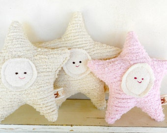 Eco Kids Toy  Star  Baby  Plush  Natural  Eco-Friendly Baby Shower Toy Celestial