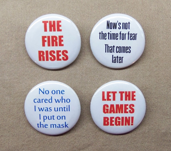 Dark Knight Rises 4 Bane Quote Buttons 125 Tom Hardy Etsy