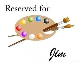 Reserved for Jim