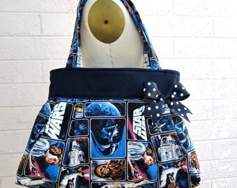 Star Wars Handbag Purse, Star Wars Diaper Bag, Geek Purse