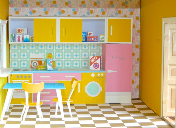 image 0 - Dollhouse Kitchen