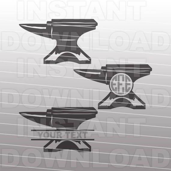 EPS Illustration - Hammer and anvil. vector illustration. Vector Clipart  gg117790188 - GoGraph