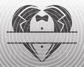 Wedding Groom Tuxedo Monogram SVG File, cricut svg, silhouette svg, svg cuts,cuttable svg,svg cut file,vector svg,cricut designs,vinyl files