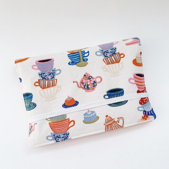Crayon Wallet //Tea Time