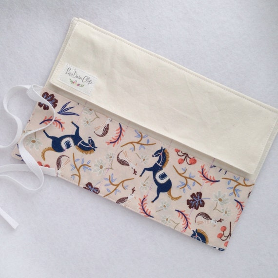 Shorty Pen Roll // Carousel in Blush by Rifle Paper Co