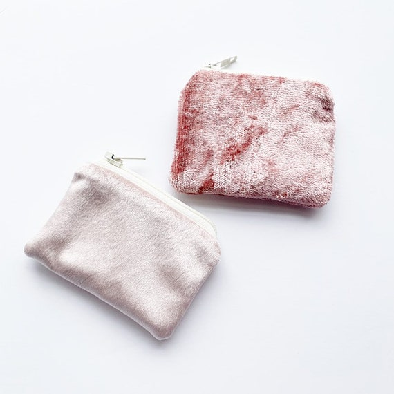 Tiny Velvet Coin Purses