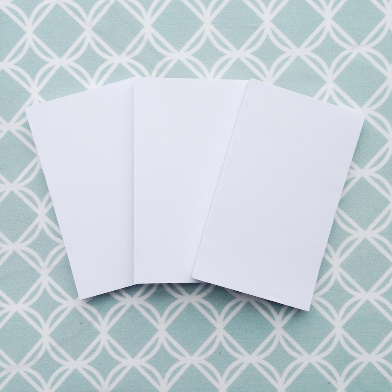 3 Refill Pads for Crayon Wallet image 0