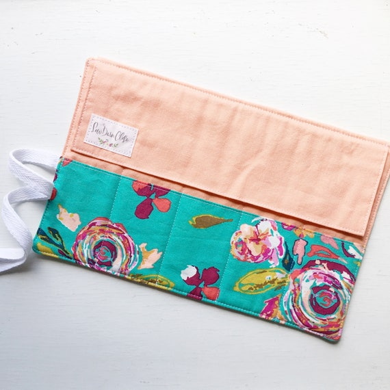 Shorty Pen Roll // Swifting Flora Boho
