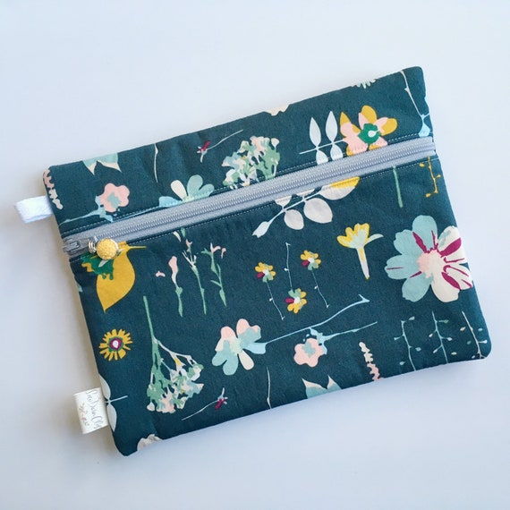 Rectangle Pouch Pencil Case // Moment in Time