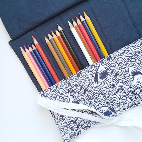 Semi-Custom Colored Pencil Roll