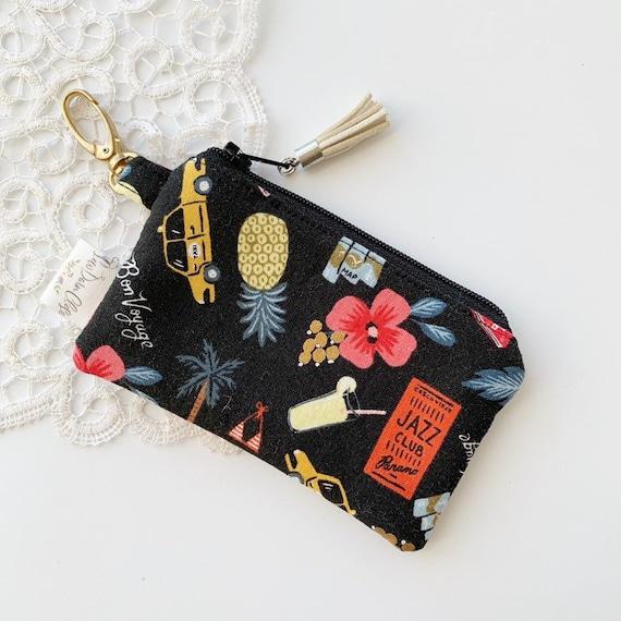 Card Pouch // Bon Voyage