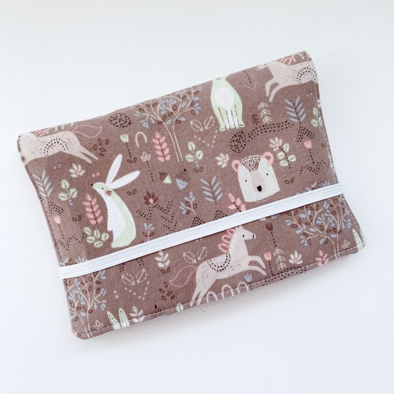 Crayon Wallet // Bunny and Bear