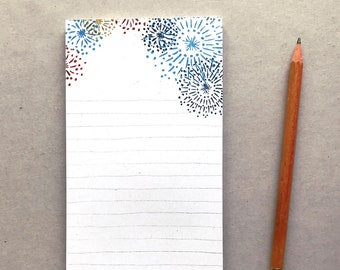 Fireworks / Notepad