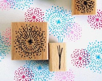 Fireworks / Stamp Set