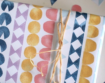 Wigwam / Wrapping paper