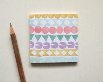 Wigwam / Sticky note pad