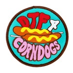 DTF For Corndogs Patch