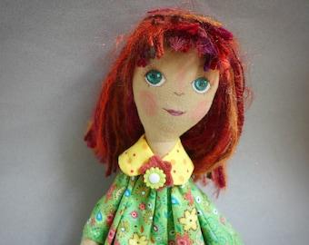 Erin - A Soft Rag Doll