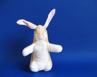 Velveteen Rabbit Stuffed Animal Etsy