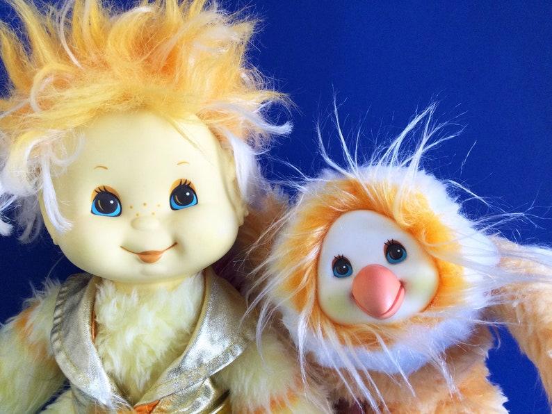 Wonder Whims Sunprince Doll Swoop Eagle Doug Henning 1980s image 1