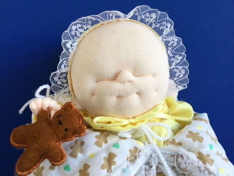 Newborn Baby Doll Puppet Kari Me Baby Fun Farm Dakin image 1