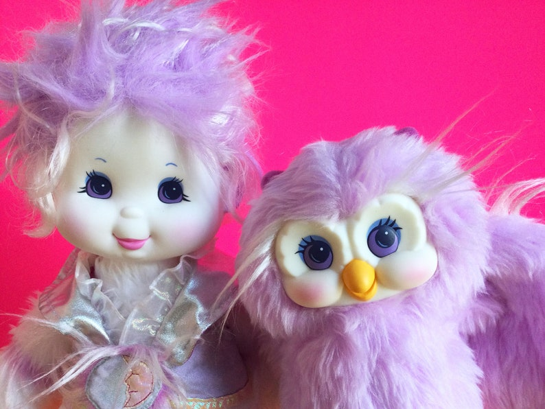 Wonder Whims Moonglow Doll PM Owl Doug and Debby Henning image 1