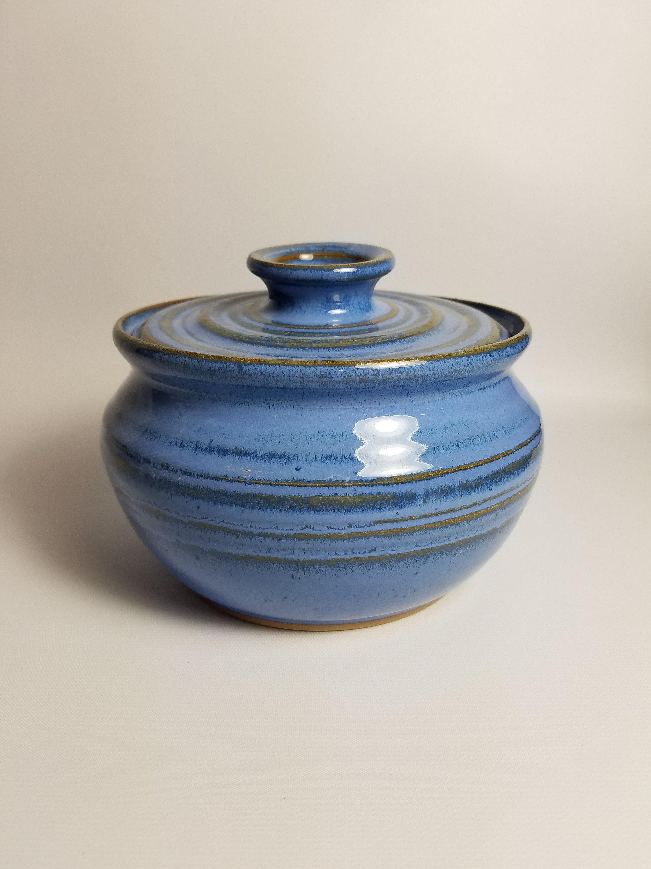 Honey Jar Sugar Jar Jars with Lids Handmade Pottery | Etsy