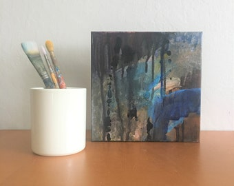 Abstract Painting - Small Works - Riot