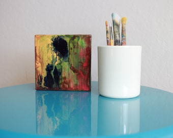 Abstract Painting - Small Works - Restless
