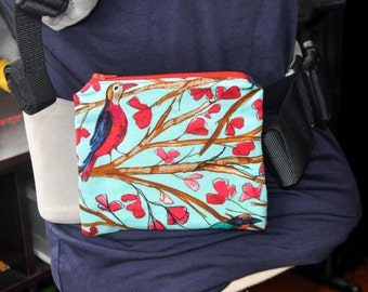 Custom SSC Waist Pouch, Bag, Purse.