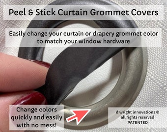 Grommet Covers Stick On