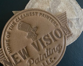 Leather and PVC Labels