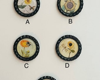 Sunflower needleminders