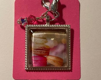 French Macaroon Bling for your Ring #2