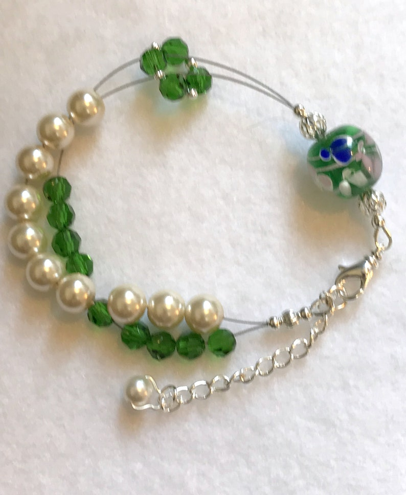 Abacus Row Counter Bracelet with or without Extender  image 0