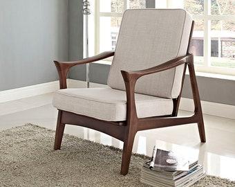 KARL lounge chair Mid Century -Scandinavian Modern Furniture