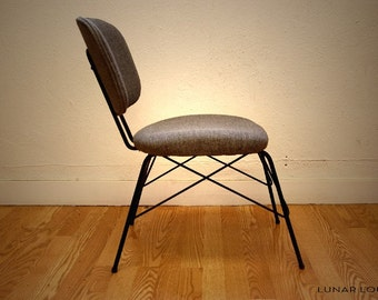 Kurtis  lounge / side chair Mid Century Modern design Eames Era  Atomic Classic