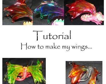How to make my WINGS - PDF tutorial