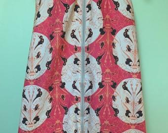 NEW-Flannel-Girl's Prints-Blanket Sleeper Sleep Sack-12-24 M-Custom-Handmade