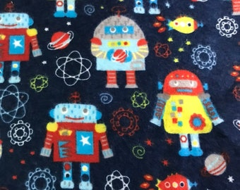 NEW-Flannel-Boy's Prints-Blanket Sleeper Sleep Sack-12-24 M-Custom-Handmade