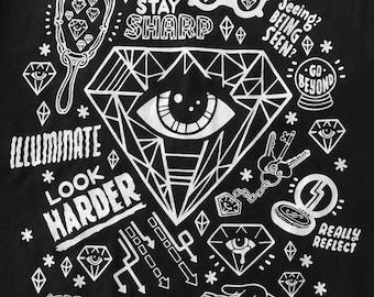 Eye Sharpener Shirt (Black)