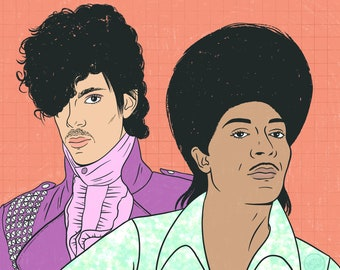 A Dream I Had About Little Richard and Prince