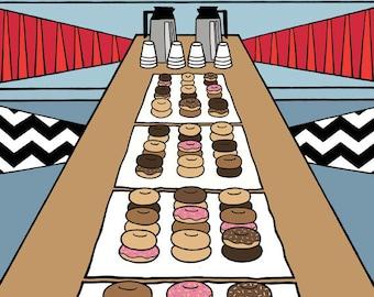 Donut Dreams - Ode to Twin Peaks