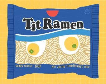 Tit Ramen