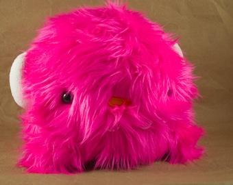 Baby Yak - Hot Pink